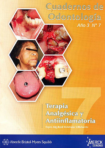 Cover of Terapia Analgésica y Antiinflamatoria