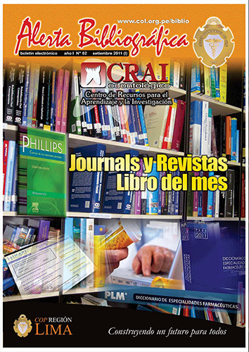 Cover of Alerta Bibliográfica 02